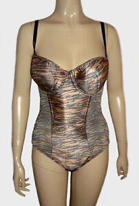 Frederick's of Hollywood, Slimmer Lace Body Brief