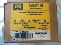 HPS  175 Watt Qty High Pressure Sodium Bulbs New in Box Reliance 2 GE LU175