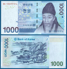 SÜDKOREA / KOREA SOUTH  1000 Won (2007) UNC  P. 54