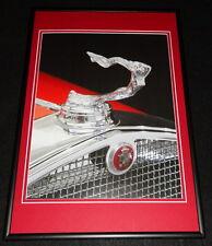 1930 Cadillac V16 Framed 10x14 Poster GM Official