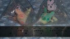 Japan KODOMO DOG Pug,Beagle,Chiwawa,Shiba,Boston Terrier Phone / Key Strap Set 2