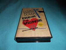 Duran Duran Dancing On The Valentine EP Australian VHS Video Cassette Tape 1984