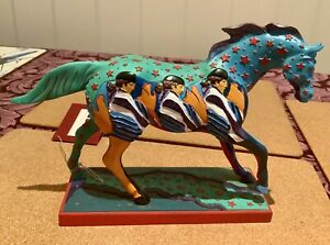 """The Trail of Painted Ponies-""""Caballito, 2005  Release. Retired & Rare. Lost Box"""