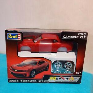 Revell Camaro ZL1 2013 1:25 Scale Model Kit NEW