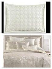 NIB $120  Hotel Collection Alabastar Standard Pillow Sham