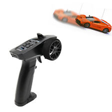 2.4GHz 3CH Remote Control Transmitter for RC Car Boat With Receiver UK