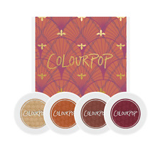 Authentic COLOURPOP Zingara Foursome Eyeshadow Quad Kit
