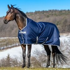 Bucas Freedom Turnout High Neck 150g - Navy 135