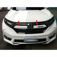 Painted For Honda CR-V CRV 5th Front Grille ABS Cover Trim 2017-2019 NEW