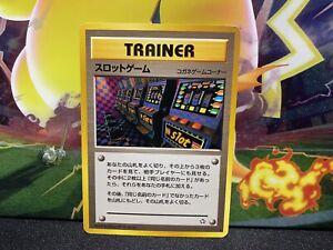 Pokemon Japanese Neo Genesis Arcade Game Banned Rare Vintage Card