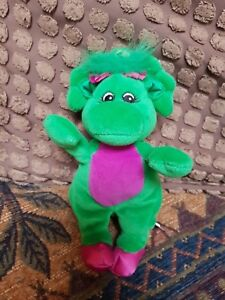 Barney ,baby bop toy,8 inch