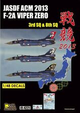 DXM decal 1/48 JASDF F-2A Viper Zero Air Combat Meet 2013
