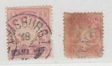Bavarian German & Colonies Stamps
