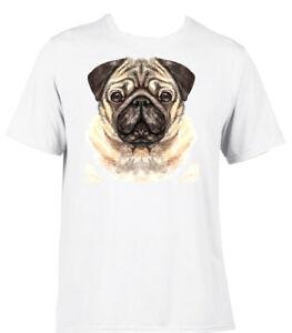 PUG DOG Gift T Shirt. Puppy Dog Gift Tee Shirt.