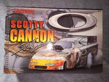 Action 2000 NHRA Scotty Cannon Oakley/Mad Science Mater 1/24 scale VERY RARE
