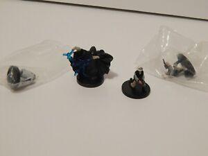 Star Wars Miniatures x1 Emperor, x1 R2-D2 (Sealed), x2 Rebel Trooper x1 sealed