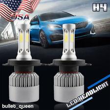 H4 9003 1500W 225000LM CREE LED Conversion Headlight Kit White 6000K Hi/Low Beam