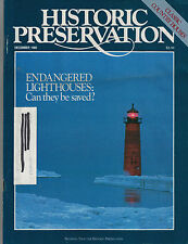 Historic Preservation 1985 Lighthouses Fremont Older House Country Houses