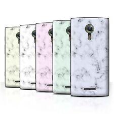Housses et coques anti-chocs blancs pour téléphone mobile et assistant personnel (PDA) Alcatel