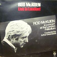 "Rod McKuen(2x12"" Vinyl LP Gatefold)Live In London-Warner-K 66005-UK-197-VG/VG"