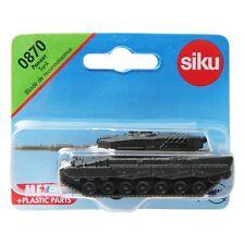 Siku 0870 Panzer Tank Olive Green Approx. 8.8 cm Long New/In Box