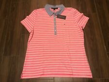 Tommy Hilfiger Men's Heritage Polo Size XL Brand New With Tags!!!