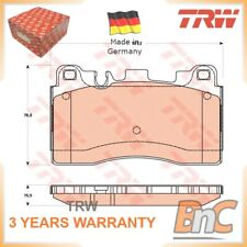 Mercedes E-Class W211 E270 CDi Genuine TRW Rear Brake Pads Set