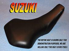 Suzuki LTZ 400 New seat cover 2003-08 LTZ400 400Z LTZ400Z Black 932A