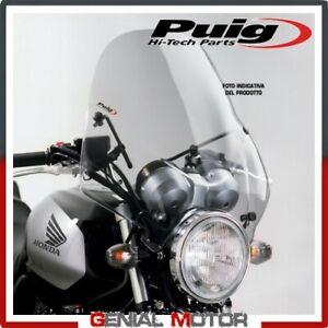 PUIG WINDSHIELD LIGHT SMOKED 0328H HYOSUNG GT 650 R 2005 / 2012