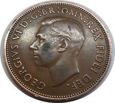 Großbritannien Half Penny 1951
