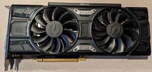 EVGA NVIDIA GeForce GTX 1060 SSC 6GB