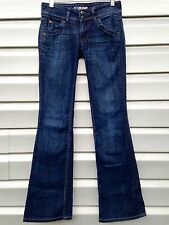 HUDSON Dark Denim Flare Jeans 24