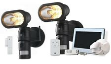 LuxHome 2.4GHz Smart Home Security System + extra lighting camera