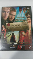 EL SECRETO DE LOS HERMANOS GRIMM DVD MATT DAMON HEATH LEDGER BELLUCCI nueva