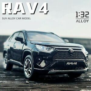 1/32 Scale For Toyota RAV4 SUV DieCast Car Model Toy Collection Gift