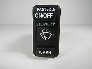 VELVAC WIPER SWITCH CONTROL. SUITABLE FOR AMERICAN RV