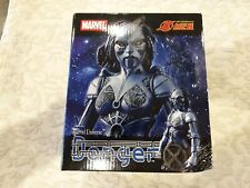 2006 Diamond Select Toys Marvel Astonishing X-Men Danger Bust 0802/2500 COA