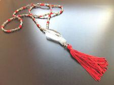Modeschmuck-Halsketten & -Anhänger im Collier-Stil mit Korallen-Perlen für Damen