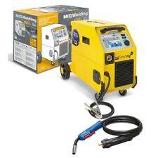 GYS Smartmig 162 MIG MAG Schwei�Ÿgerät bis 160A 230V mit MB15 Brenner 033160