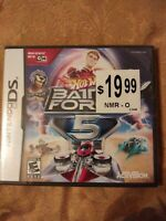 Hot Wheels Battle Force 5 for Nintendo DS [New DS]
