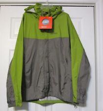 NEW MARMOT PreCip NanoPro Rain Jacket Carob/Cilan #5491 Hooded Men's XXL