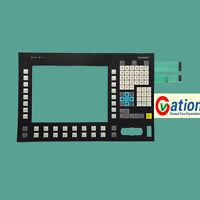 for For SIEMENS SINUMERIK 6FC5203-0AF02-0AA1 OP012 Membrane Keypad