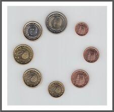 España 2005 Emisión monedas Sistema monetario euro € Tira