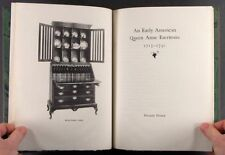 American Antique Escritoire Secretary Desk -Nice 1929 Limited Edition Book