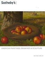 Sotheby's / American Paintings Drawings Sculpture Auction Catalog April 2012