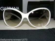 New Authentic Dolce&Gabbana Sunglasses DG 6041 508/32 DG6041 Made In Italy