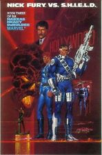 Nick Fury vs. S.H.I.E.L.D. # 3 (of 6) (USA, 1988)