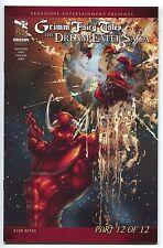 Grimm Fairy Tales Dream Eater Saga 12 C Zenescope 2011 VF 1st Print