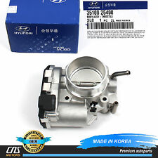 GENUINE Throttle Body Fits 2006-2013 Hyundai Kia 2.0L 2.4L OEM 35100-25400