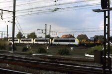 SNCB 1304911 8208  CFL 3014 Merelbeke 6x4 Quality Rail Photo